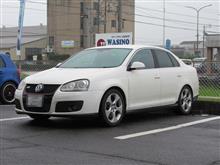 再び...ドラレコブームでしょうか VW JETTA5 ユピテルDRY-ST5000d