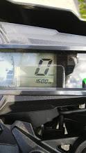 【Z125 PRO】 ODO1,600km 慣らし運転完了♪