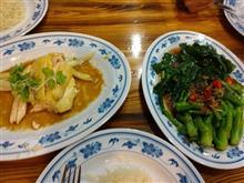 ある日の晩御飯33 大衆食堂で食べる絶品の鳥飯 / Singapore
