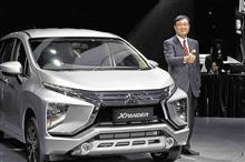 インドネシア に おける 2018年 8月度 の ベストセラーモデル は ミツビシ エクスパンダー ・・・・