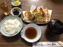 河内家 - 大森/天ぷら
