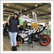 【SurLuster Lab】10/13(土)「バイク女子のための洗車教室」開催!