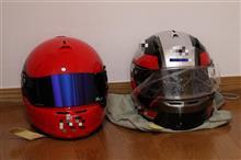 ARAI 4輪用ヘルメットGP-6とGP-6S