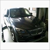H27 BMW X1車検整備 ...