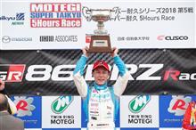 GAZOO Racing 86/BRZ Race Rd.8 もてぎ