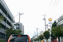 予想ハズレの渋滞(´・ω・`)