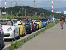 9.23(日) オープンカー倶楽部関東 定例会に参加してきました。