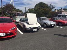2018年9月の有明会で見た車 その1