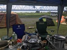 ●ふくさん●と往くお宝探しツアー2018 & Camp同好会in天竜川 無事に終了しました♪