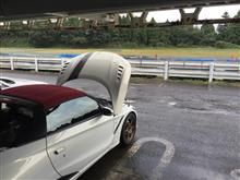 楽しい雨のサーキット