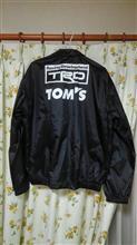 TRD x トムスブルゾン
