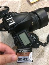 古いカメラの稼働率を上げるため・・・FlashAir!