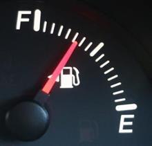 燃費の記録 (28.42L)