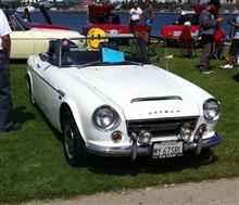 南カリフォルニアの日本旧車のイベント