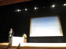 9月24日(月)熊本県の交通安全県民大会にて太田哲也校長が特別講演をしました