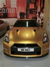金色のMR BOLT 35GT-R