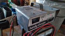 充電器の修理、古い機械は単純で修理しやすい。