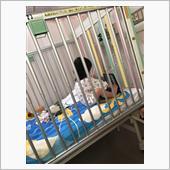 はじめての入院⚡️