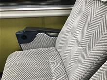 特急列車の座席の違和感