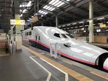 新幹線で二つの初体験