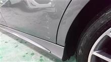 【メルセデス・ベンツ A180 板金・塗装・修理】 東京都世田谷区よりご来店のお客様です。
