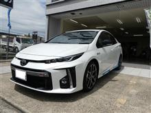トヨタ プリウスPHV GRスポーツにソニックプラス取付