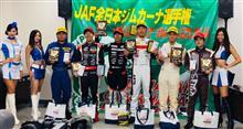2018全日本ジムカーナシリーズ2位!
