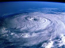 今日は台風⚡️🌀☔️