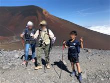 富士山の宝永山に登ってきました‼️(其の一)