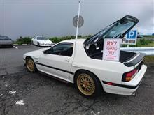 『RX-7 40th Anniversary Meeting 2018 Part 2 in ターンパイク箱根』に参加します。