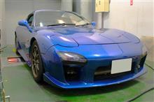特選中古車 FD3S 6型 青