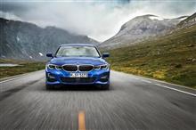 BMW新型3シリーズがついに本国発表!