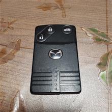 RX-8アドバンストキー電池交換🔋をしたよ😉✨