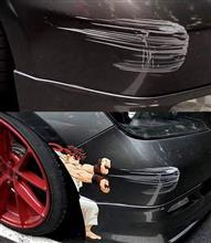 修理 前向きな塗装。