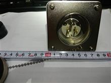 最強のACインレット 7115GWJ アメリカン電気