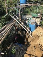 無線アンテナタワー建設開始 S##局