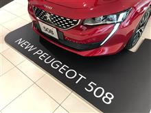 ALL NEW-PEUGEOT 508 ROAD SHOW とブルマン