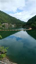 【Z125PRO】 Kawasaki 4ストmini ツーリング in 生野銀山湖ダム