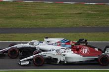 F1鈴鹿30th決勝