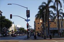 サンディエゴ・南カリフォルニアの日差し