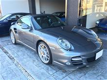 Porsche Turbo S 997/2