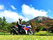 台風一過だからバイクに乗ろう《おろちループ&大山》