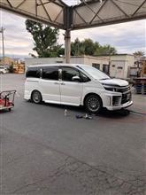 車のお受験〜(^_^)