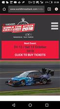 world time attack Challenge 2018 !!
