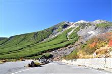 乗鞍岳 山頂付近を歩いてみました(^^) 1810・・