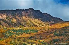 20年目突入のパジェロと紅葉の浅間山登山