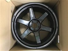 今日のホイール RAYS Volk Racing TE37 Ultra Track Edition(レイズ ボルクレーシング TE37 ウルトラ トラックエディション) -レクサス IS-F用-