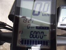 YPJきり番 6000km