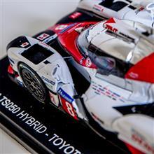 【グッズ】ル・マン24時間カー・コレクション TOYOTA GAZOO Racing TS050 HYBRID #8