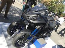 【バイク部】東京モーターフェス2018 に行ってきました。
